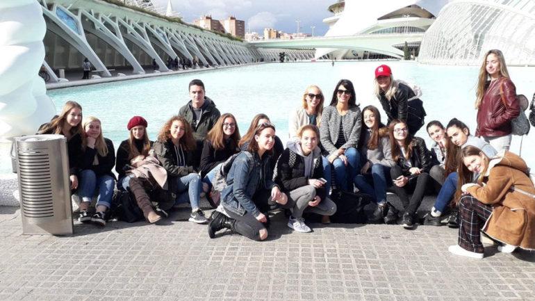 Učenici Karlovačke gimnazije na razmeni u Španiji