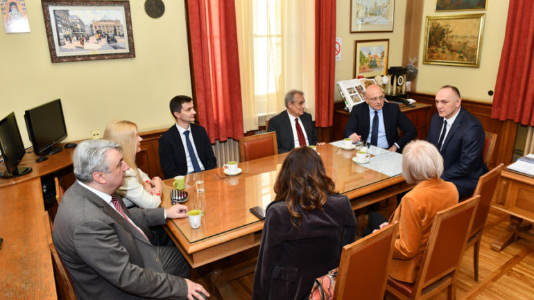 potpisivanje povelje o srpskom kulturnom prostoru
